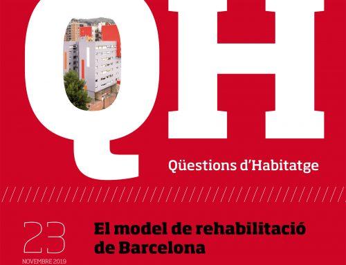 El model de rehabilitació de Barcelona
